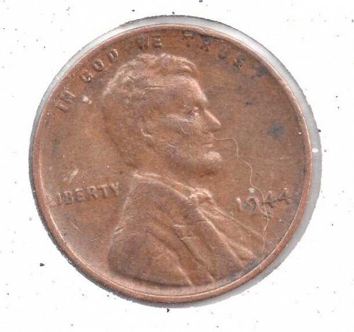 1944s Lincoln Wheat Penny #3