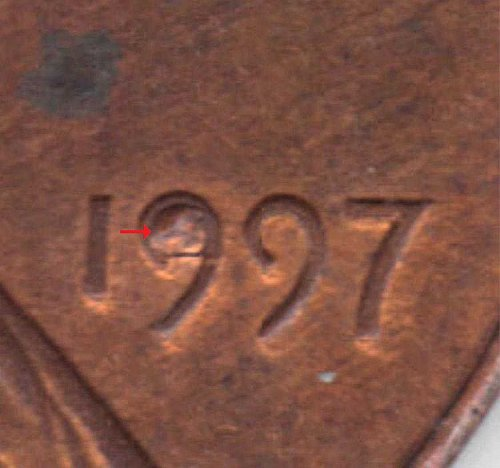1997 Lincoln Cent