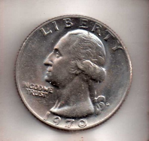 1970d BU Washington Quarter #2