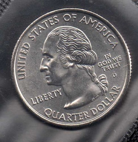 2003d BU Missouri Washington Quarter #2