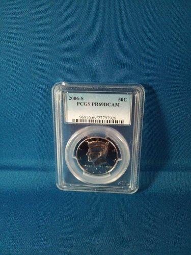 2006-S PCGS PR69DCAM