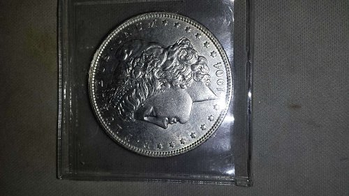 1904O Morgan Dollar