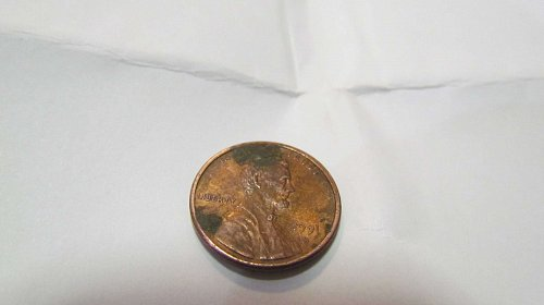 1991 D MEMORIAL CENT ONE CENT PENNY  AUCT#1