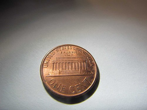 1991 MEMORIAL CENT ONE CENT PENNY AUCT#7