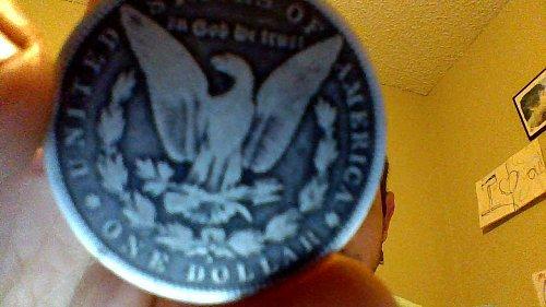 1985 S mint Morgan Quarter