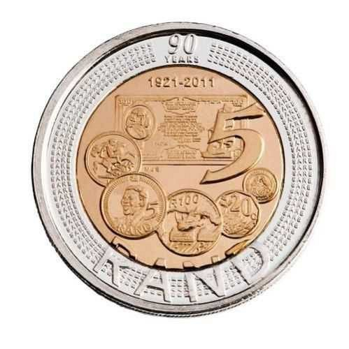 South Africa reserve bank 90 years