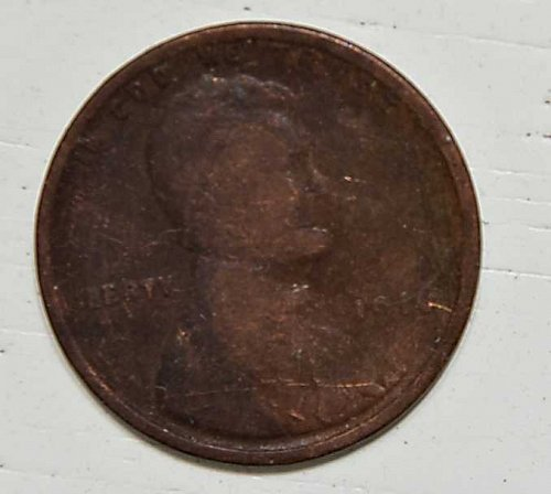 1916 P Lincoln Wheat Cent
