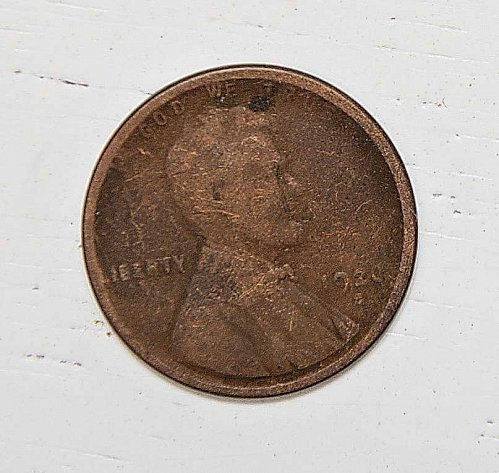 1920 S Lincoln Wheat Cent