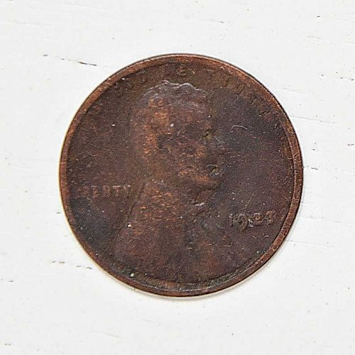 1923 P Lincoln Wheat