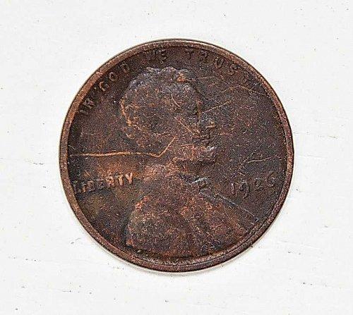 1926 P Lincoln Wheat Cent