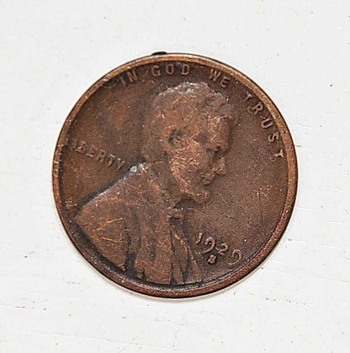 1929 S Lincoln Wheat Cent