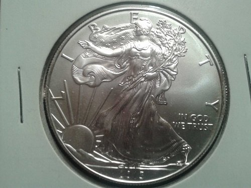 2013 Silver Eagle BU