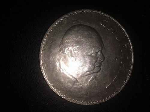 1965 Winston Churchill