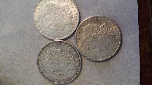 Three nice 1921 Morgans