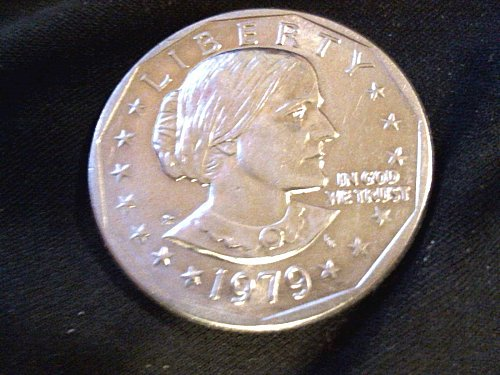 P Susan B. Anthony $ 1.00 COIN