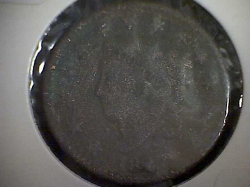1827 P Coronet Liberty Head Large Cent