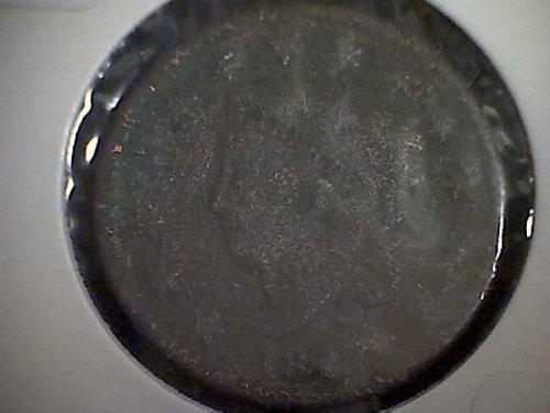 1827 P Coronet Liberty Head Large Cent
