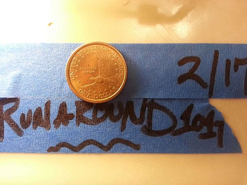2000-P Sacagawea GOODACRE PRESENTATION PCGS SP69 DOLLAR *RARE*