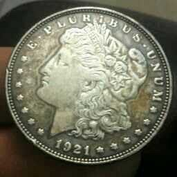 1 Random pick * Morgan Silver Dollar *