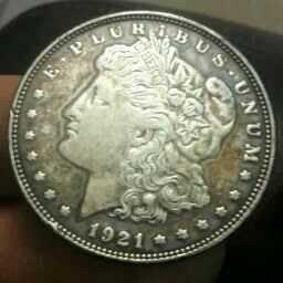 1 Random pick * Morgan Silver Dollar *