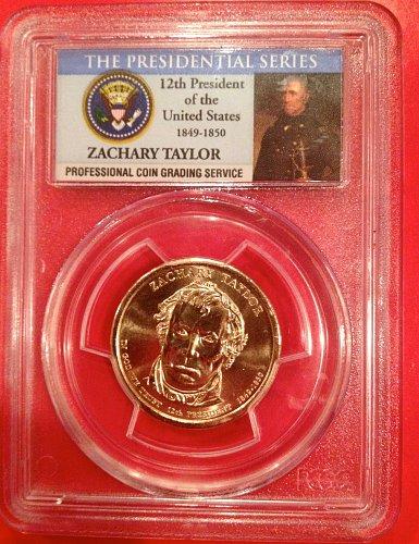 2009 P Zachardy Taylor Presidential Dollar