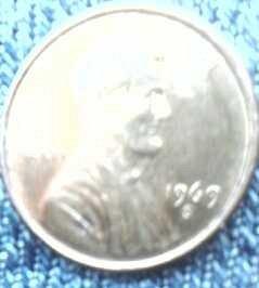 RARE 1969 s Lincoln Penny