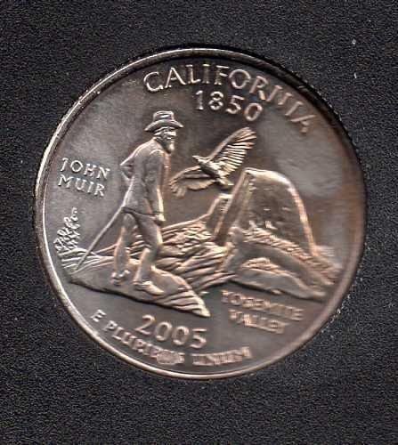 2005 D BU California Washington Quarter #2