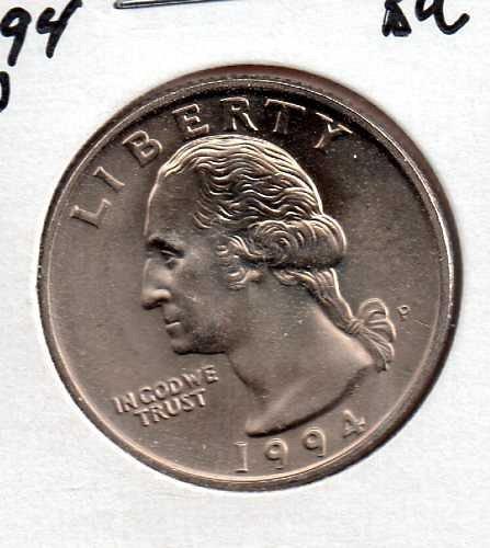 1994 p BU Washington Quarter #3