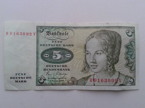 WORLD BANK NOTE 1980
