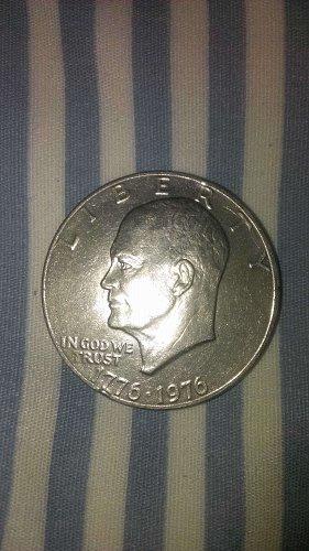 Liberty 1776-1976 Silver Dollar