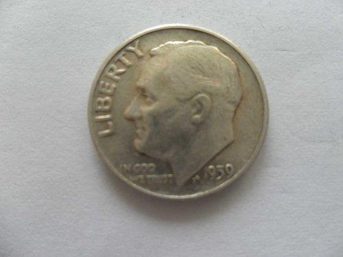 1959 10C  Roosevelt Dime