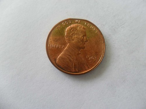 1983-S 1C ,Lincoln Cent...