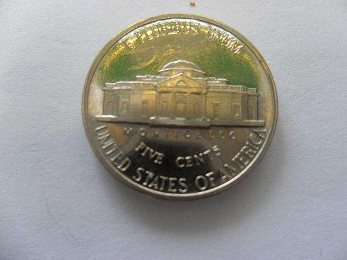 1983-S 5c Jefferson Nickel