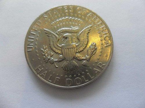 1981-P 50C  Kennedy Half Dollar