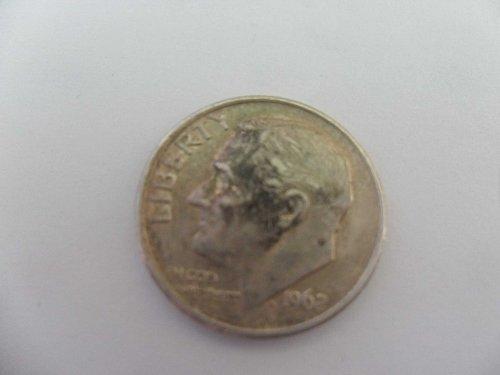 1962 10C  Roosevelt Dime