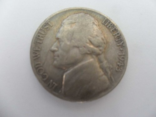 1943 Jefferson Nickel