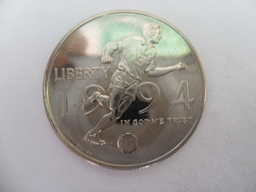 1994-P HALF DOLLAR 50C USA  WORLD CUP