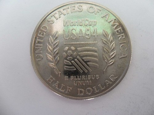 1994-P HALF DOLLAR 50C USA  WORLD CUP
