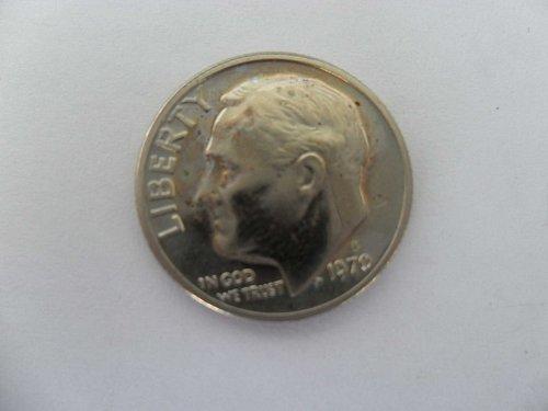 1970-S 10C  Roosevelt Dime