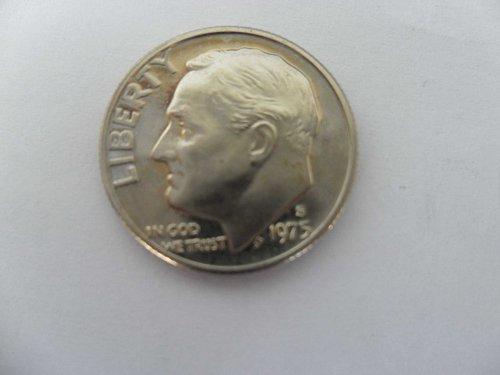 1975-S 10C  Roosevelt Dime