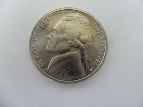 1972-S   Jefferson Nickel