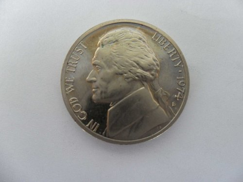 1974-S   Jefferson Nickel