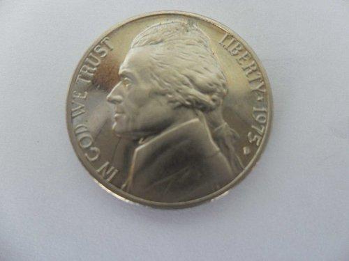1975-S   Jefferson Nickel