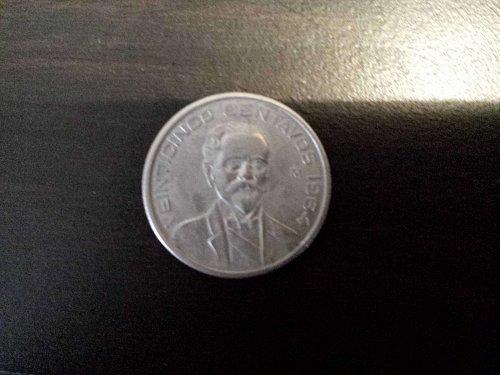 1964 veinticinco centavos