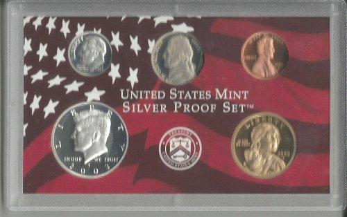 2003 S  PROOF  SACAGAWEA GOLDEN DOLLAR