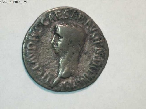 CLAUDIUS 41 - 54 AD --- One of the 12 Caesars