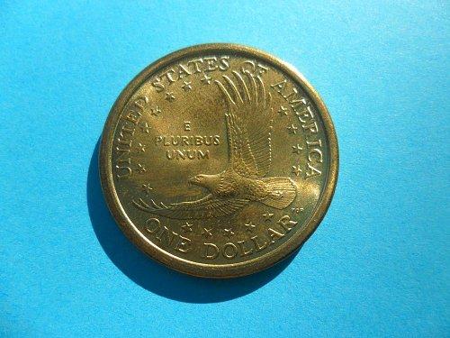 2000-P  Sacagawea Dollar
