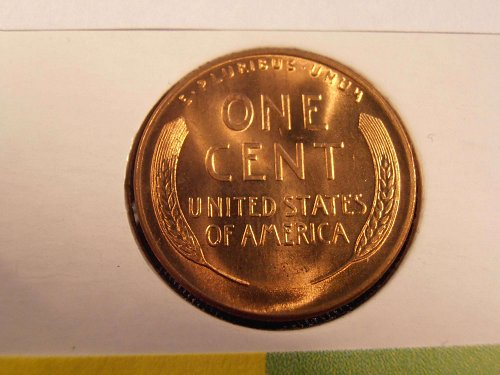 1948 D GEM BU Lincoln Cent