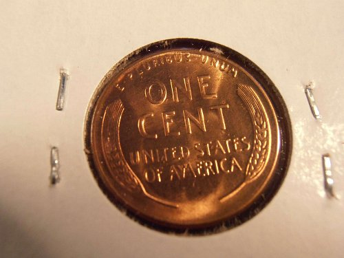 1954 S GEM BU Lincoln Cent