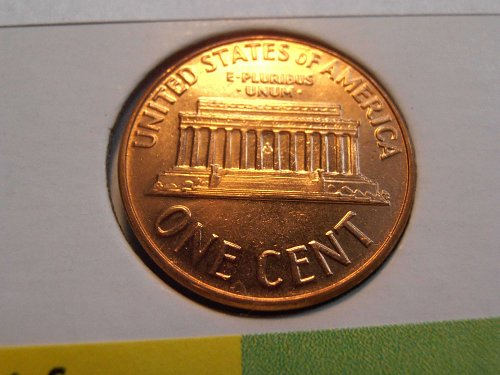 1962 D GEM BU Lincoln Cent
